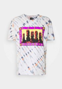 ENERGY - Print T-shirt - pink agate