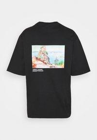 Holzweiler - RANGER TEE - Print T-shirt - black - 8