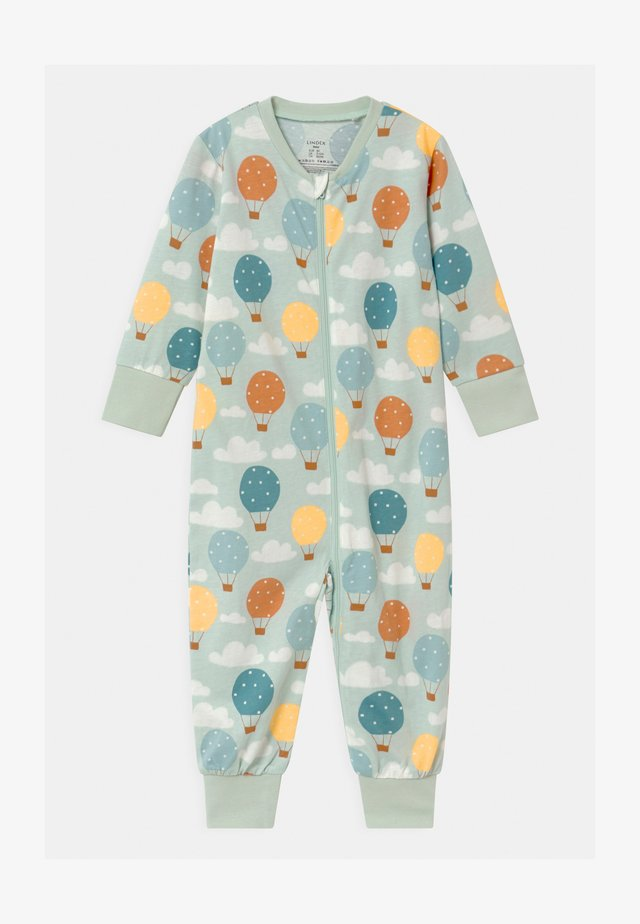 BALLOONS & CLOUDS UNISEX - Pyjama - light aqua