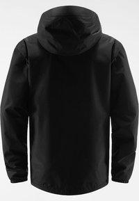 Haglöfs - BETULA GTX JACKET - Hardshell jacket - true black - 6