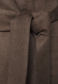 pure cashmere - BELTED COAT - Classic coat - cocoa brown - 2