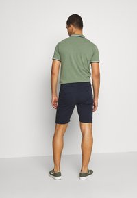 Knowledge Cotton Apparel - Shorts - total eclipse - 2