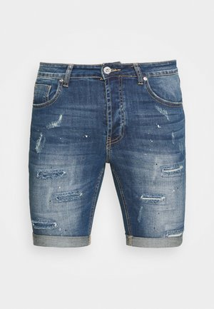 BRUNO - Shorts di jeans - blue wash