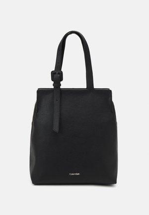 SHOPPER - Cabas - black