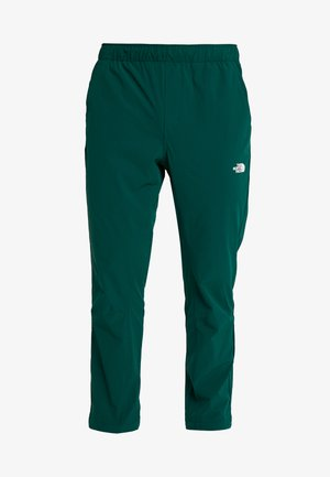 TECH PANT - Teplákové kalhoty - night green