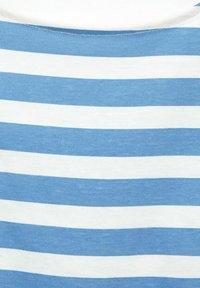 Cecil - Print T-shirt - blau - 4