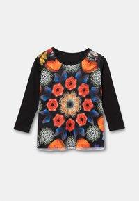 Desigual - KELLY - Long sleeved top - black - 4