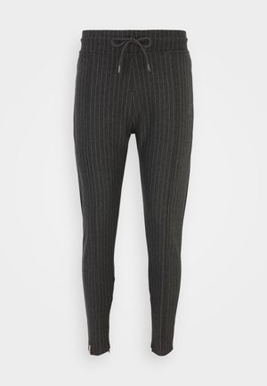 SMART ESSENTIALS PINSTRIPE PANT - Pantalones - grey