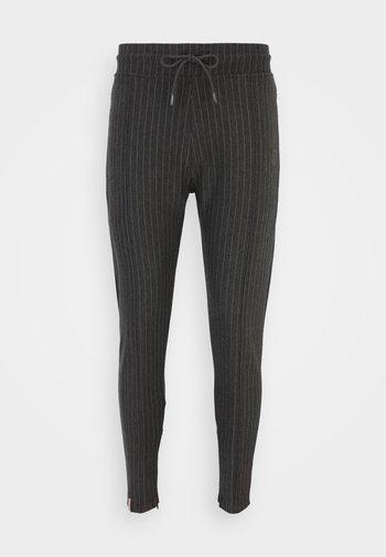 SMART ESSENTIALS PINSTRIPE PANT - Pantaloni - grey