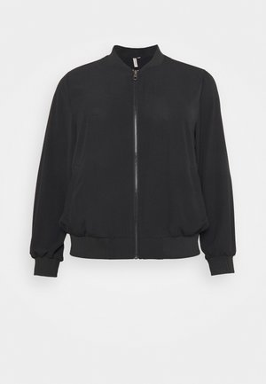 CARLUXMILA JACKET SOLID - Bomber Jacket - black