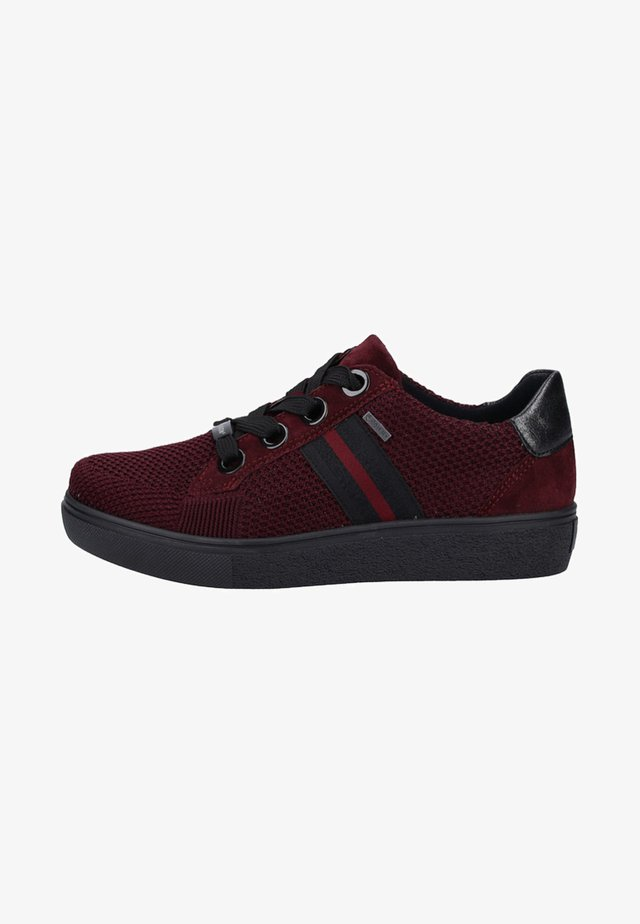 Sneakers basse - brunello / black