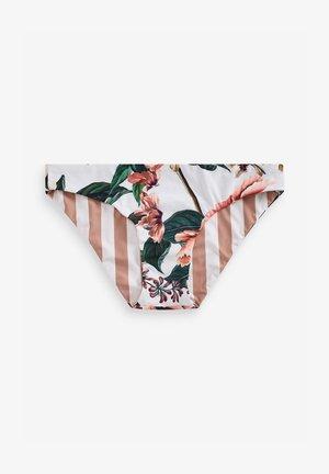Bikini bottoms - multi coloured