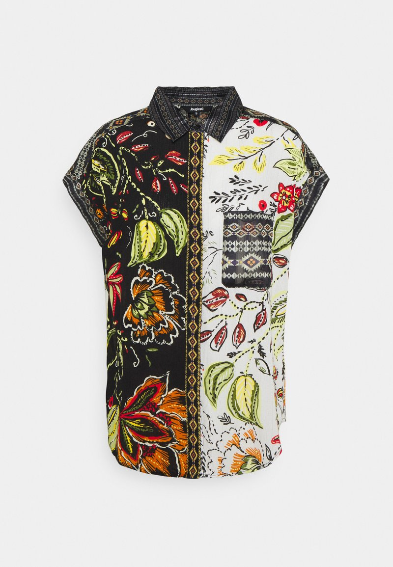 Desigual - AMUR - Button-down blouse - white