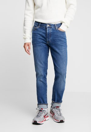 Slim fit jeans - mid wash