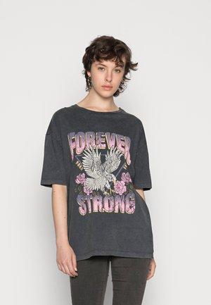 VMFOREVER - T-shirt print - black