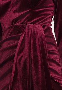 TFNC - RHYS DRESS - Shift dress - burgundy - 5