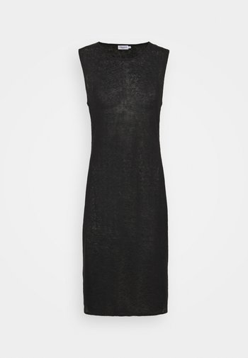 PATRICIA DRESS - Shift dress - black