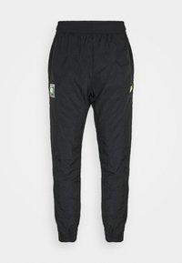 Nike Performance - PANT - Træningsbukser - black/hot lime - 0