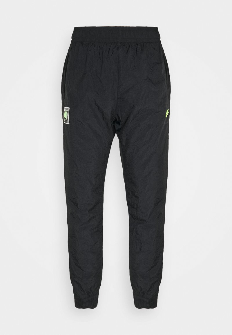 Nike Performance - PANT - Træningsbukser - black/hot lime