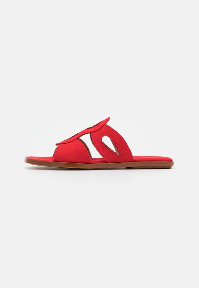 Sandaler - tomatoe