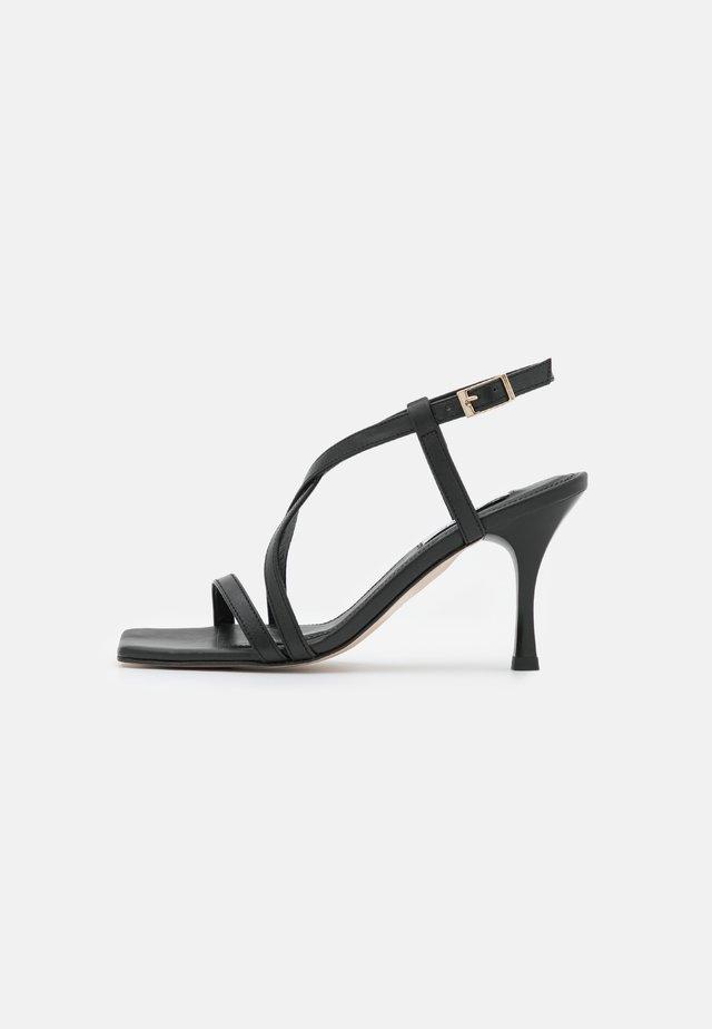 ALVINA - Sandals - black