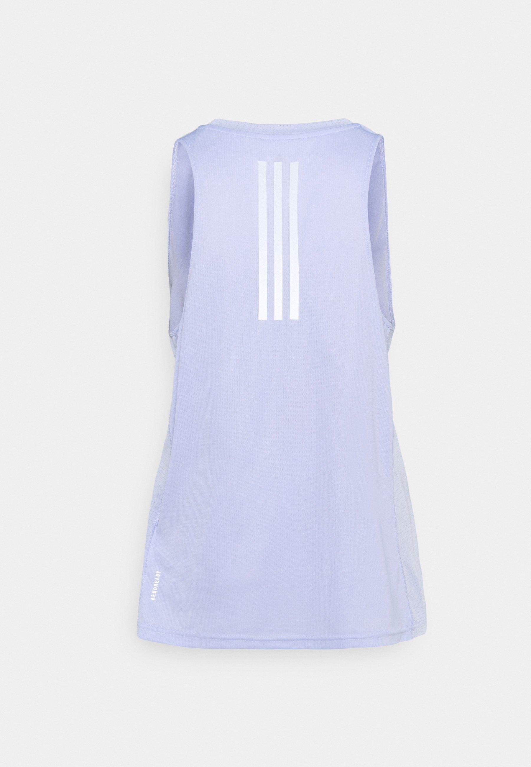 Women TANK - Sports shirt - violet