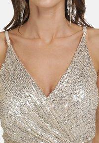 faina - Vestito elegante - champagner - 3