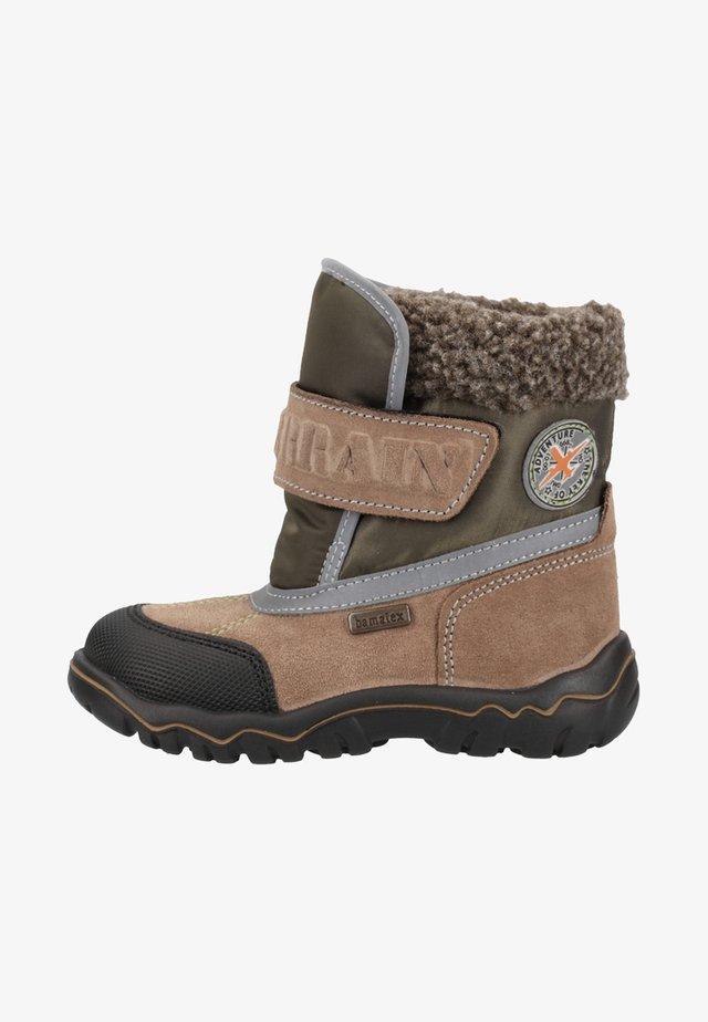 Vinterstøvler - brown
