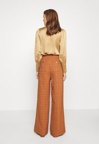 Alice McCall - DO RIGHT PANT - Kalhoty - tobacco - 2