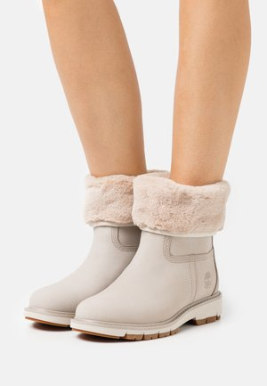 LUCIA PULL ON WP - Bottes de neige - light taupe