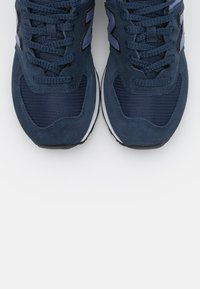 New Balance - WL574 - Baskets basses - navy - 5