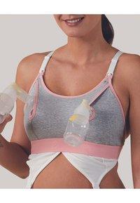 Bravado Designs - Clip and Pump Nursing Accessory - Varios accesorios - light grey - 3