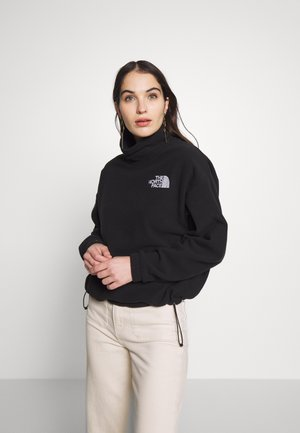 POLAR - Bluza z polaru - black