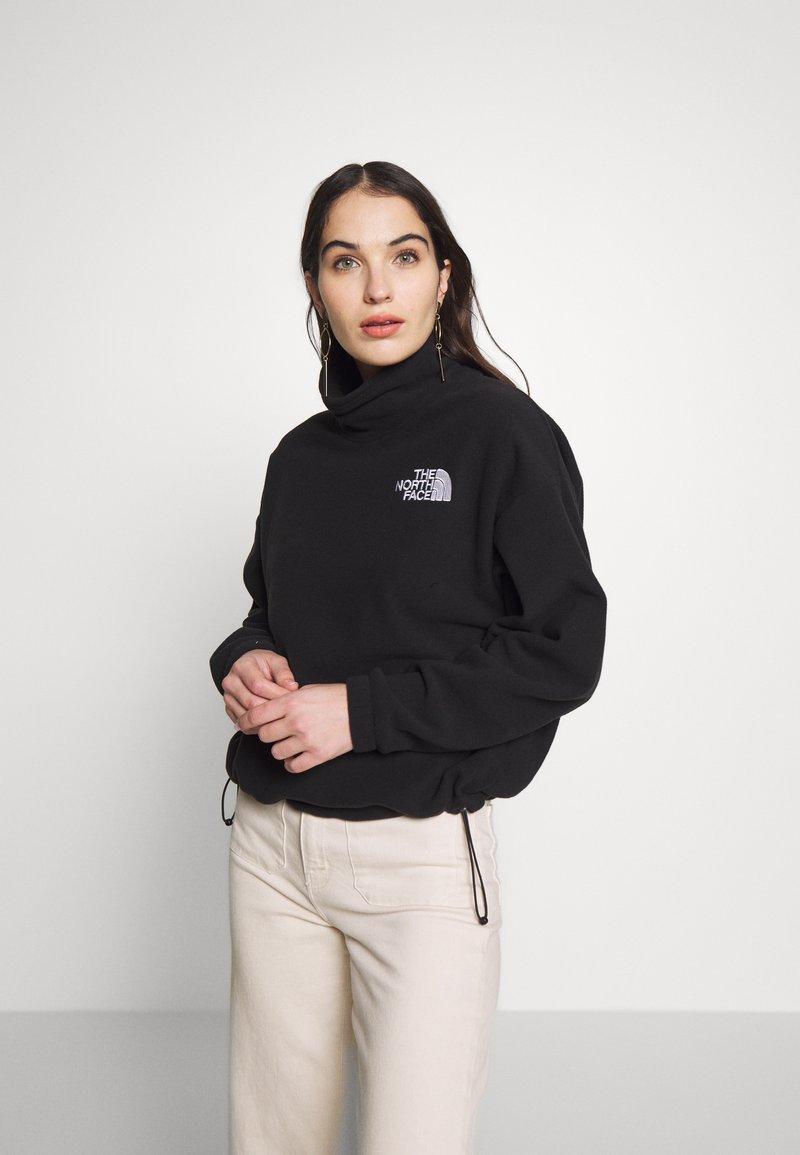 The North Face - POLAR - Fleece jumper - black