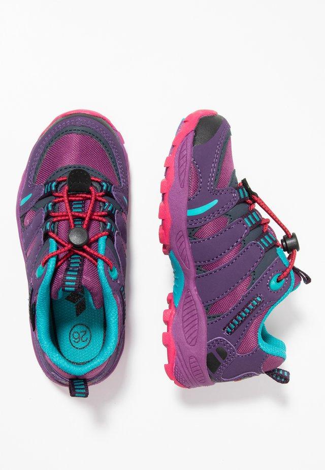 FREMONT - Sneakers laag - lila/pink/türkis