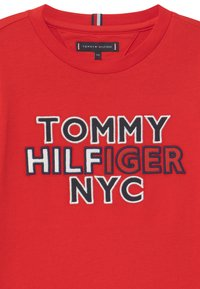 Tommy Hilfiger - NYC TEE - Longsleeve - red - 2