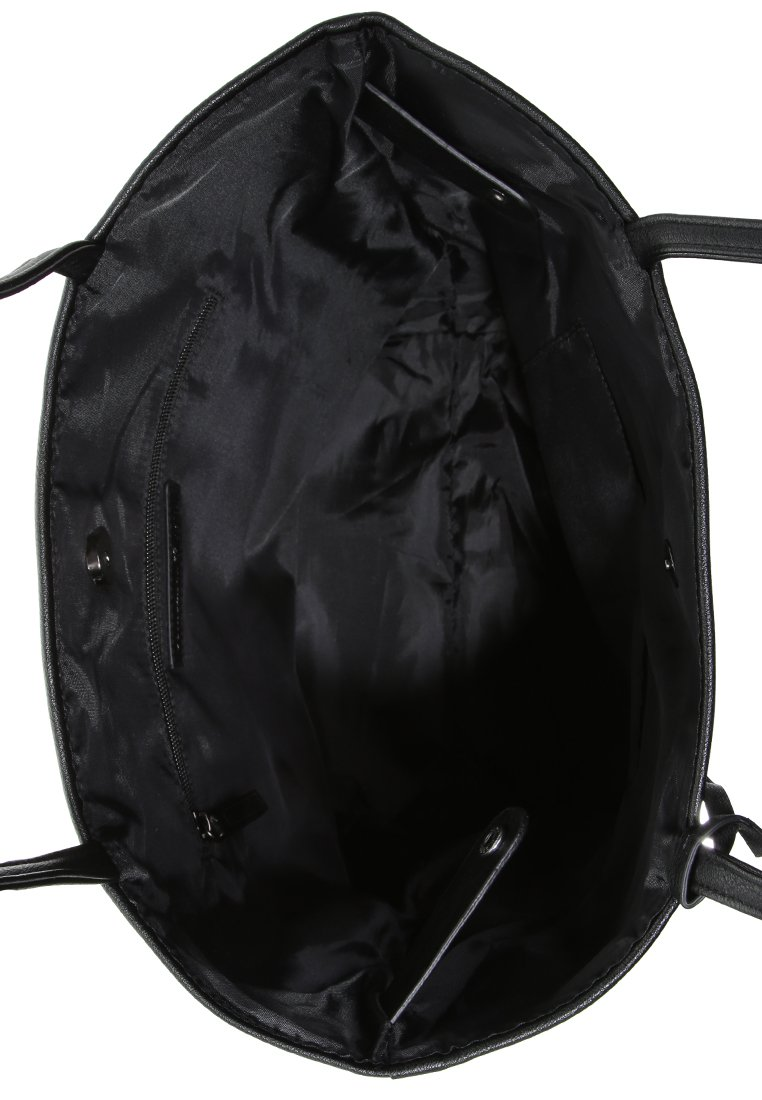 TOM TAILOR DENIM MILA - Shoppingveske - black/svart UGPadt2mBbaEasC