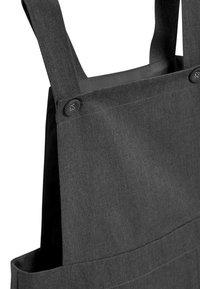 Next - TABARD PINAFORE - Denní šaty - grey - 2