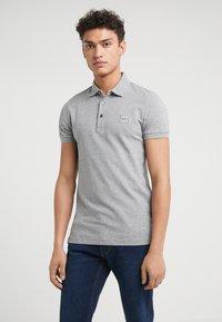 BOSS - PASSENGER  - Polo shirt - grey melange - 0