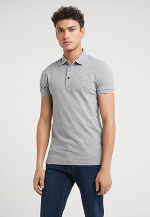 PASSENGER  - Polo shirt - grey melange