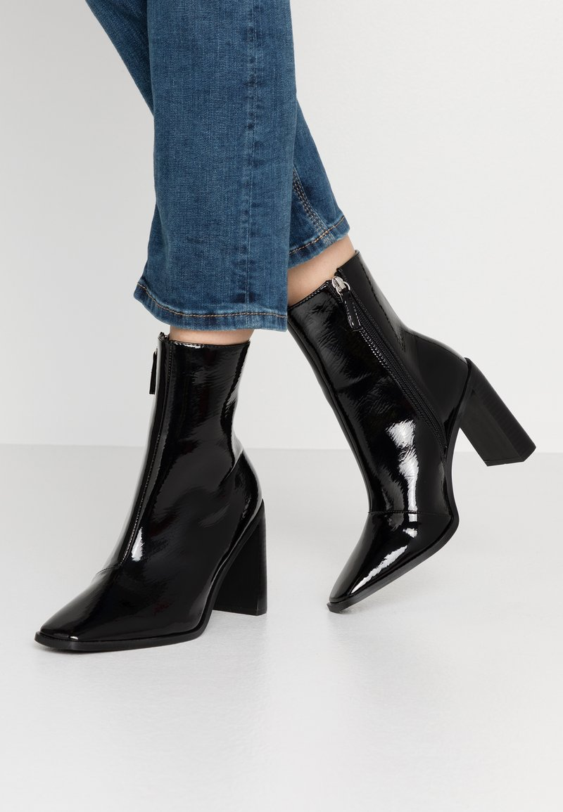 RAID - FRANKY - High heeled ankle boots - black
