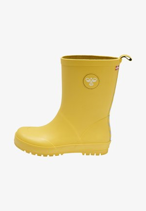 RUBBER BOOT JR. - Wellies - yellow
