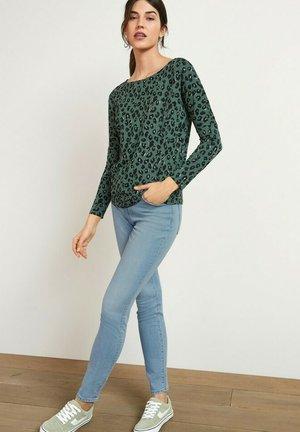 DOLMAN  - Long sleeved top - green