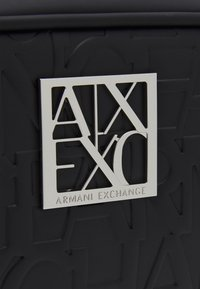 Armani Exchange - CAMERA CASE WOMAN CAMERA CASE - Across body bag - nero - 3