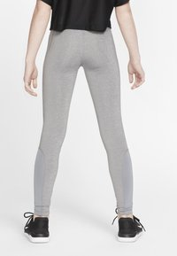 Nike Performance - Legging - carbon/cool grey/black - 2