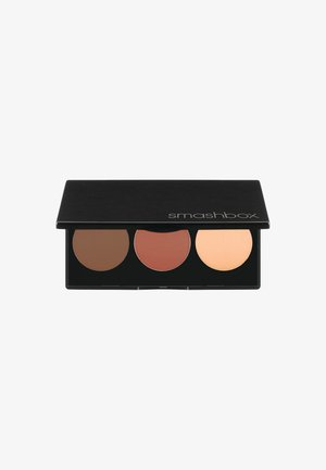 STEP-BY-STEP CONTOUR KIT - Produits pour le contouring - light shade extension