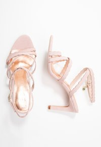 Ted Baker - LILLYS - High heeled sandals - nude/pink - 3