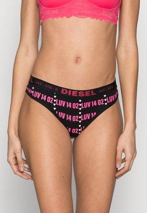 UFST-STARS 3 PACK - Thong - pink/fuchsia/black