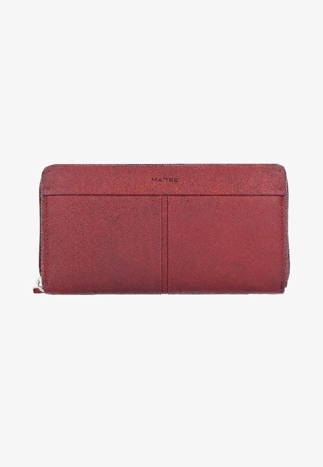 BIRKENFELD - Wallet - red