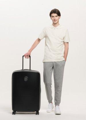 CURIOSITY L - Wheeled suitcase - black